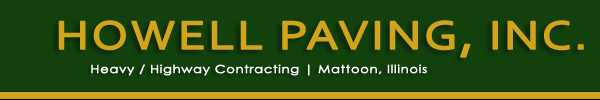 Howell Paving, Inc.